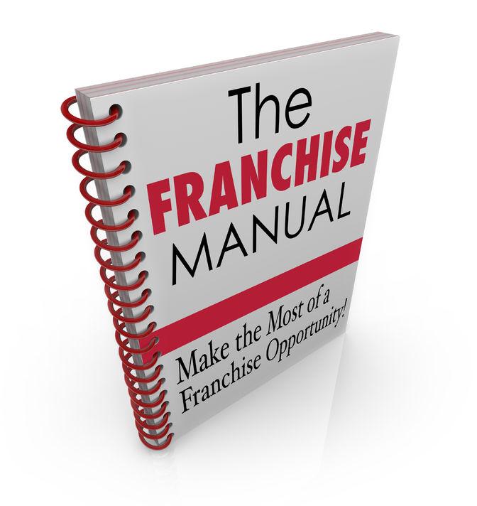 franchise manual
